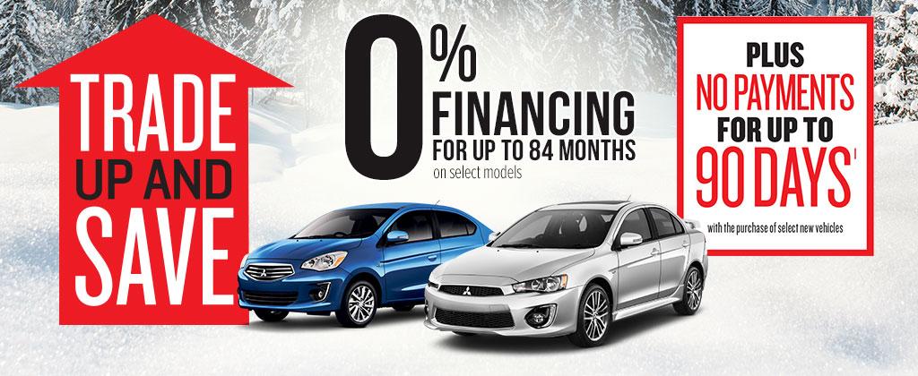 Sales Specials Promotions And Coupons At Bank Street Mitsubishi - Mitsubishi promotions