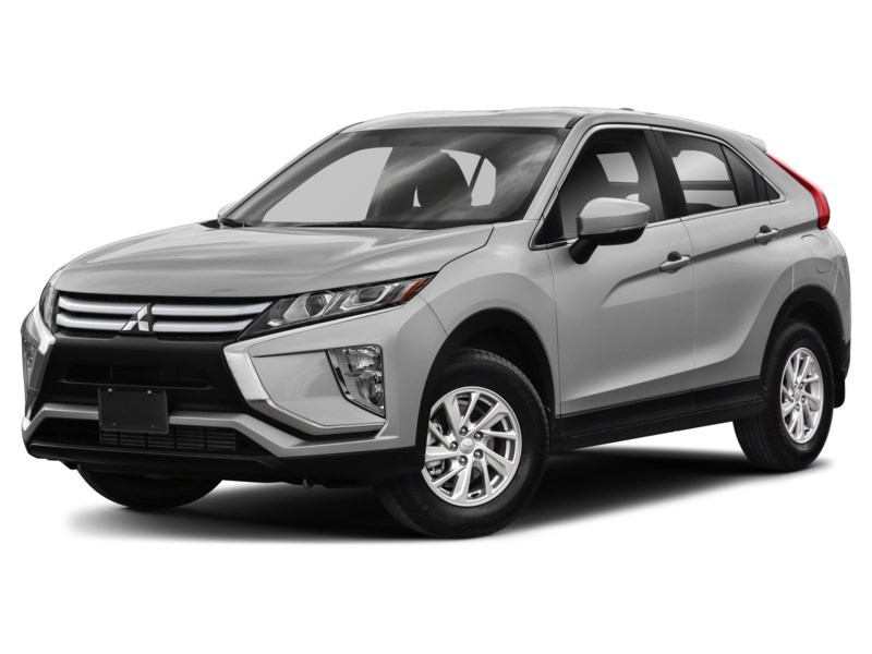 2020 Mitsubishi Eclipse Cross ES Exterior Shot 1
