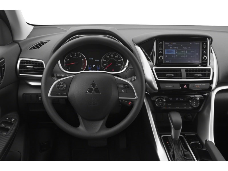 2020 Mitsubishi Eclipse Cross ES Interior Shot 3