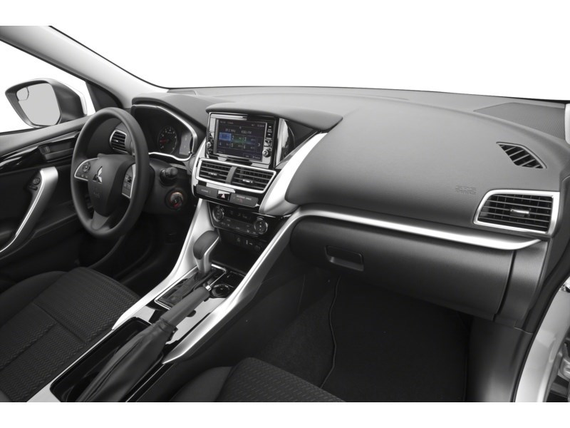 2020 Mitsubishi Eclipse Cross ES Interior Shot 1