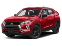 2020 Mitsubishi Eclipse Cross Limited Edition Exterior Shot 1