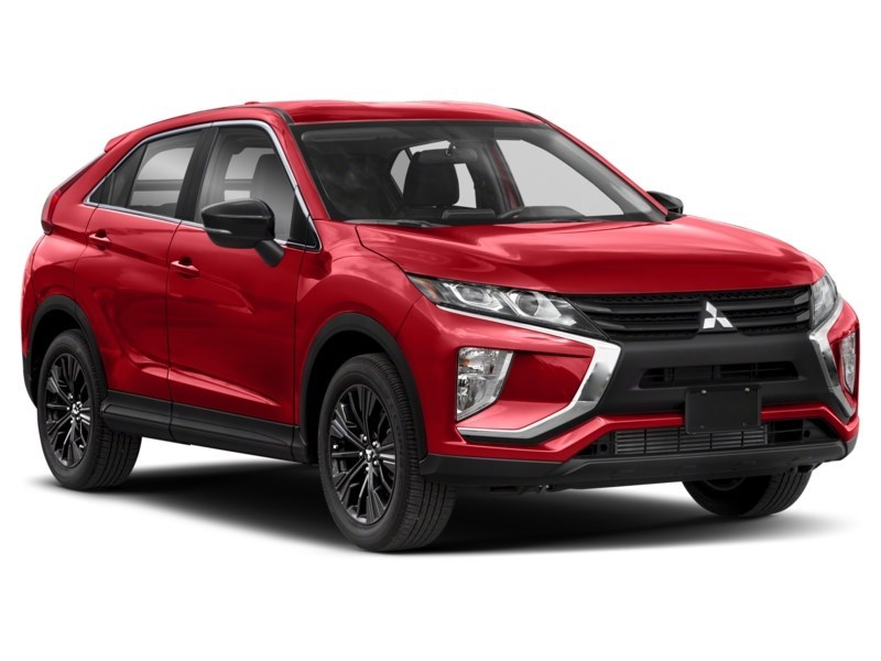 2020 Mitsubishi Eclipse Cross Limited Edition Exterior Shot 8
