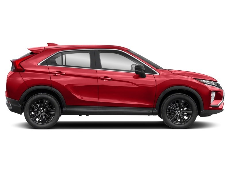 2020 Mitsubishi Eclipse Cross Limited Edition Exterior Shot 10