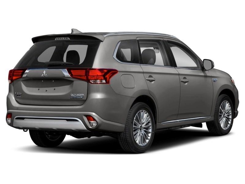 2020 Mitsubishi Outlander Grey