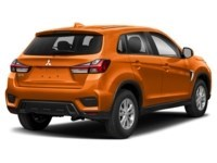 2021 Mitsubishi RVR SE Sunshine Orange  Shot 2