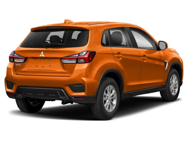 2021 Mitsubishi RVR SE Sunshine Orange  Shot 6