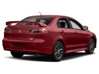 2017 Mitsubishi Lancer SE LIMITED SUNROOF *(BEST PRICE IN ONTARIO!!!)* Rally Red  Shot 2