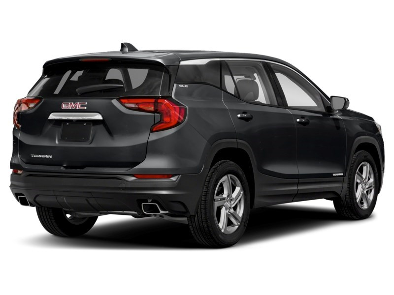 2019 GMC Terrain SLE AWD *(LOADED! LOADED! LOADED!)* Graphite Grey Metallic  Shot 2