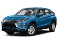 2020 Mitsubishi Eclipse Cross ES Octane Blue Pearl  Shot 1