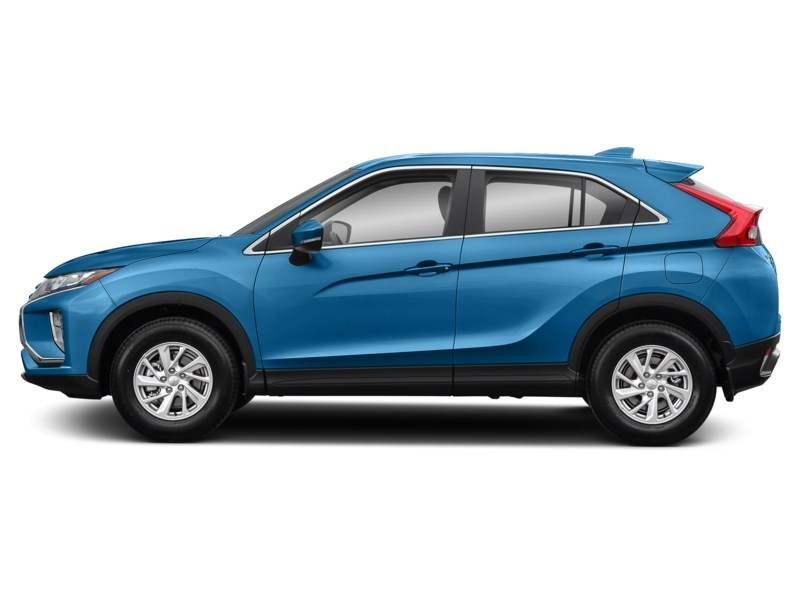 2020 Mitsubishi Eclipse Cross ES Octane Blue Pearl  Shot 3