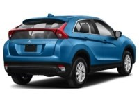 2020 Mitsubishi Eclipse Cross ES Octane Blue Pearl  Shot 2