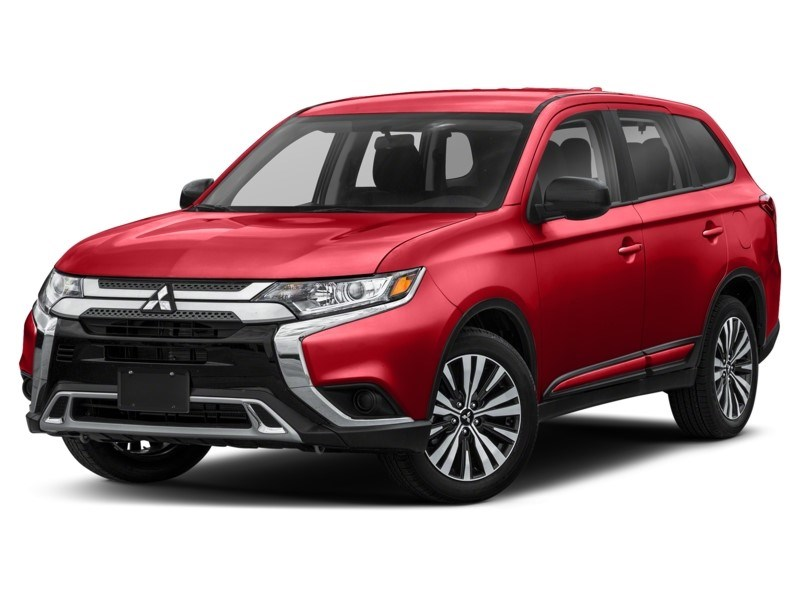 ottawa's new 2020 mitsubishi outlander es currently