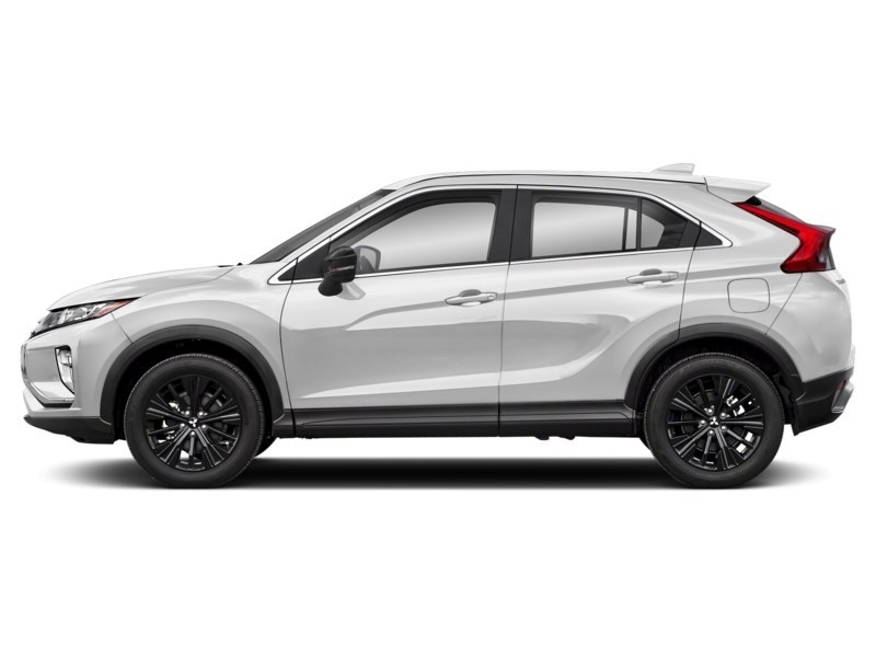 2020 Mitsubishi Eclipse Cross Limited Edition Pearl White  Shot 3