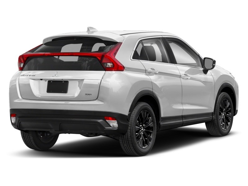 2020 Mitsubishi Eclipse Cross Limited Edition Pearl White  Shot 2